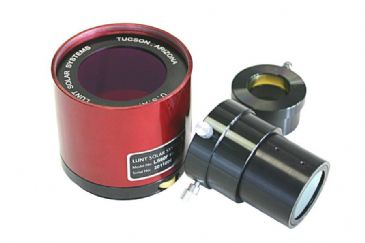 Lunt 60mm Ha Etalon-Filter-System with B3400 blocking filter for 2'' focuser